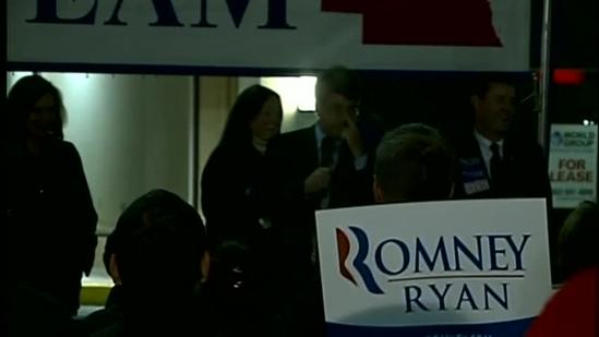 Republican candidates rally in final hours of campaign