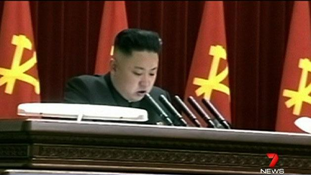 North Korea gives 'approval for attacks'