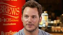 "Actor Chris Pratt dishes on ""Guardians of the Galaxy"""