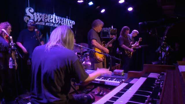 Further: Live from the Sweetwater Music Hall
