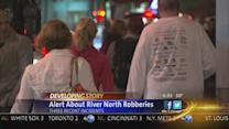 River North strong-arm robberies target pedestrians