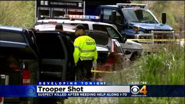 Trooper Shot In Glenwood Canyon In Critical But Stable Condition