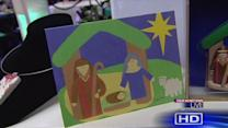 Children design MD Anderson's Christmas cards
