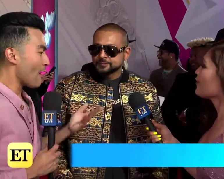 2019 Billboard Latin Music Awards: Sean Paul (Full Interview) [Video]