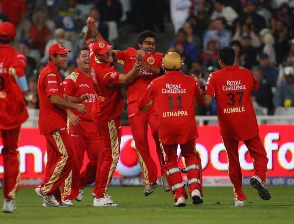 Rajasthan Royals v Royal Challengers Bangalore - IPL T20
