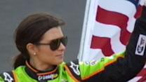 Danica Patrick Finishes 8th at Daytona