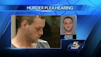 Suspect admits killing hotel security guard last year