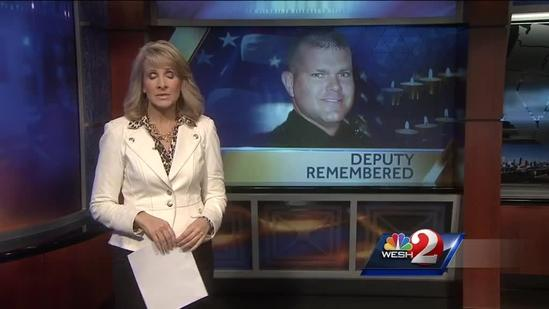Deputy Pine took pay cut to become deputy, records show