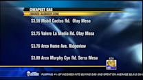 6AM UPDATE: San Diego County gasoline price surpasses $4