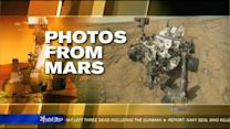 Local company behind stunning photographs from Mars