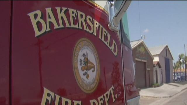 East Bakersfield home damaged