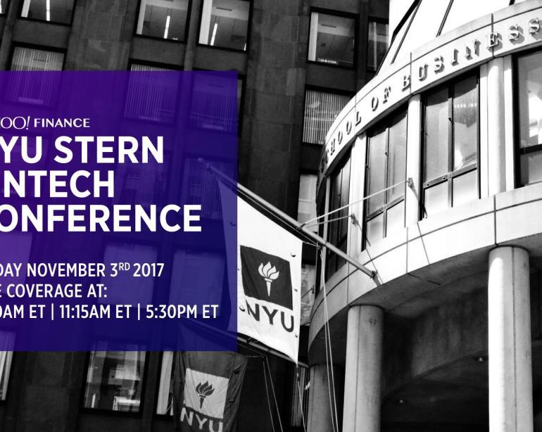 NYU Stern FinTech Conference: Scott Mullins of Amazon Web Services
