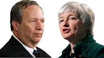 Who will succeed Ben Bernanke at Federal Reserve?
