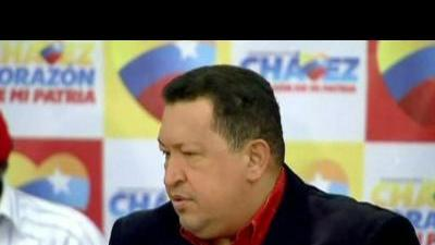 Chavez cancer free