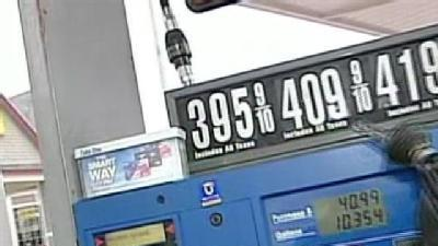 Gas Prices Crimp Travel Plans