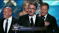 """Breaking Bad"" Oh So Good At Emmys"
