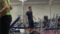 Grunting at the Gym Prank