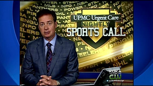 UPMC Urgent Care Nightly Sports Call: May 25, 2014 (Pt. 1)