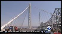 Countdown underway for 5 day Bay Bridge closure