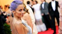 The Many Shades of Nicole Richie's Hair!