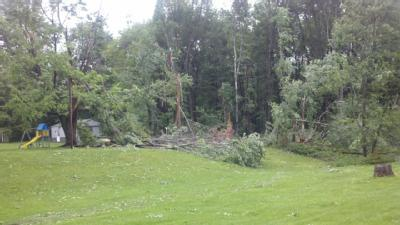 Cleanup Begins In SE Indiana After Storms