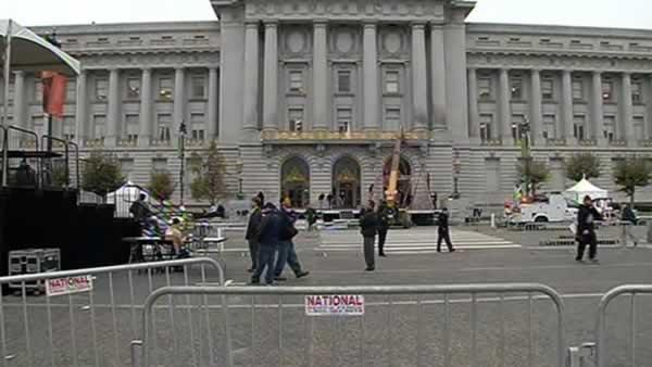 City scrambling to prepare for SF Giants parade