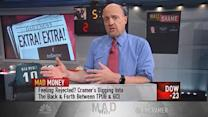 The 'Mad Money' wall of shame—Tribune Publishing's Chairm...