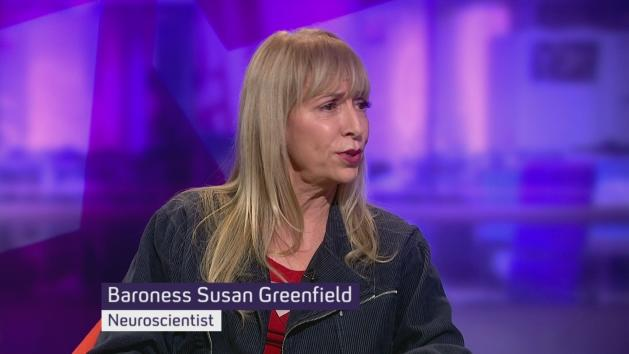 Technology debate: Baroness Susan Greenfield and Dr Vaughan