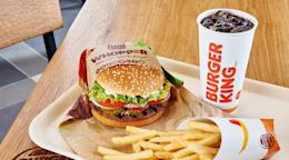 Impossible' meatless patty gets Burger King Whopper test