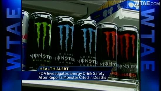 Pittsburgh doctor talks about caffeine energy drinks