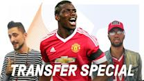 Pogba Set To Sign For Man United? | Transfer Special