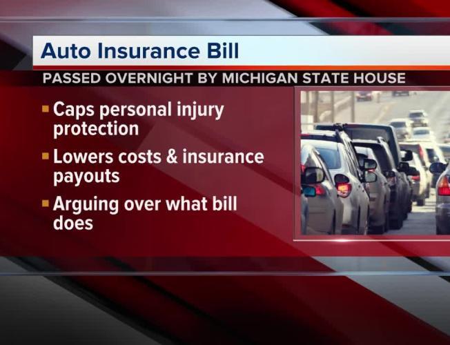 State House Passes Auto Insurance Bill Overnight Video
