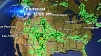 Severe weather expected for Memorial Day weekend