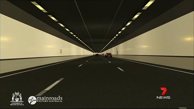 Northbridge tunnel to reopen