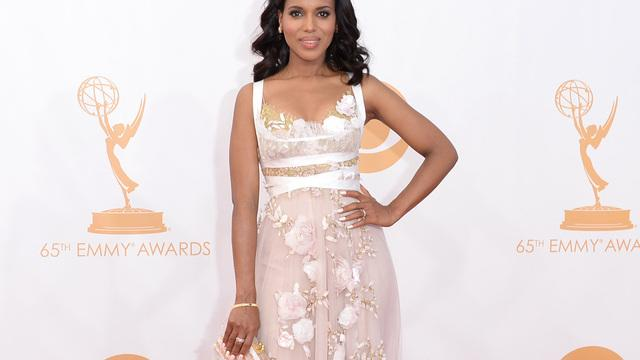 Emmys 2013: Stars arrive in style