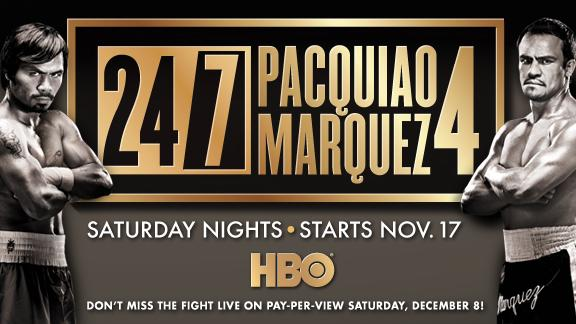 HBO Boxing: Marquez Greatest Hits