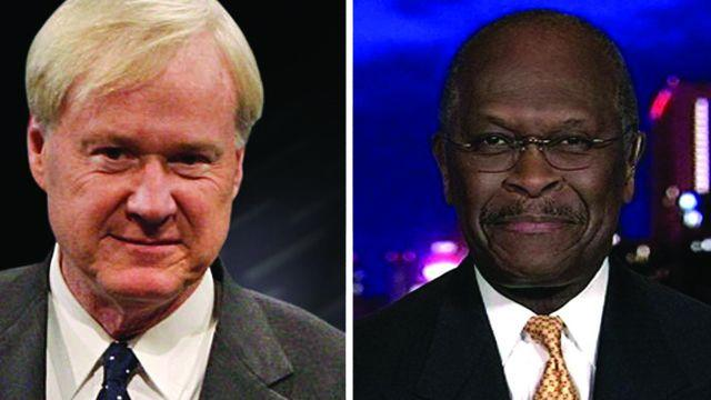 Does Chris Matthews really think only whites can be racist?