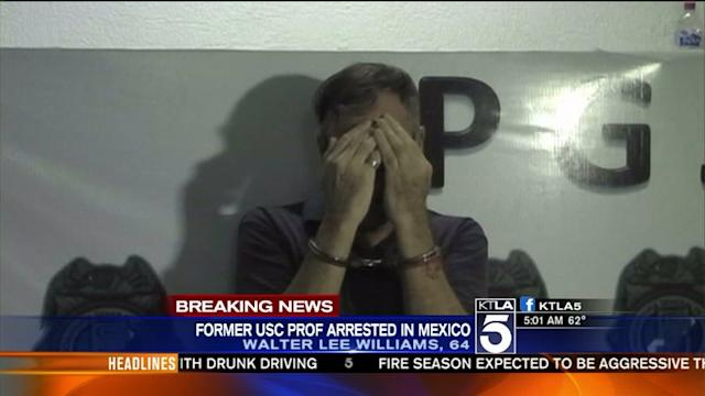 Ex-USC Professor on Most Wanted List Arrested in Mexico