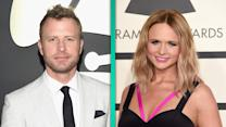 Dierks Bentley, Miranda Lambert Break Out the '90s Gear for Cover Band Show
