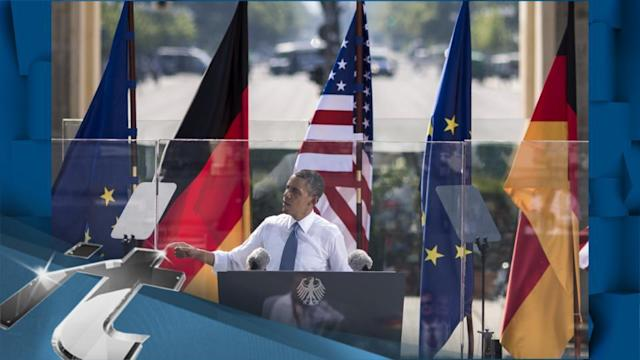 Barack Obama Breaking News: Obama Talks Climate Change In Berlin Speech: 'We Will Do More'
