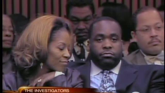 New legal troubles for Kwame Kilpatrick