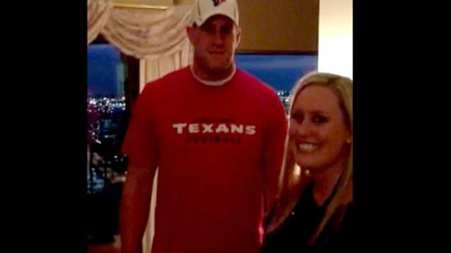JJ Watt Surprises Newlyweds
