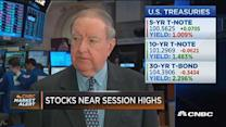Cashin: Carney benefited the bonds