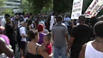 Crowds rally for Trayvon Martin in Center City