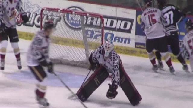 Condors get much-needed point in shootout win