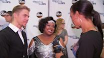 Amber Riley Channels 'The Great Gatsby' On 'Dancing With The Stars'