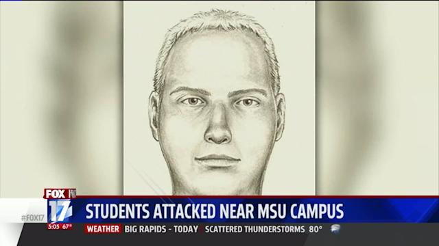 Serial Rapist on College Campus Has Students on High Alert