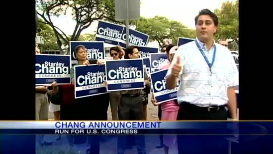 Councilman Chang on running for Congress