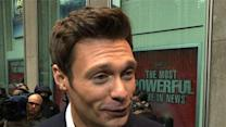 Seacrest Kicks Off 'Idol' Event; Mum on Wedding