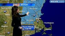JC's Boston-area weekend storm forecast